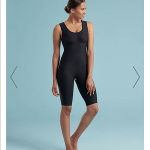 Marena Group compression bodysuit XL black garment